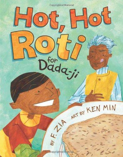 Book Cover: Hot, Hot Roti for Dada-ji