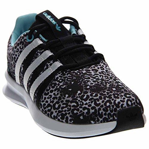Scarpe Da Donna Adidas Originali Sl Loop Racer W Lifestyle Sneaker Nero / Bianco / Aqua