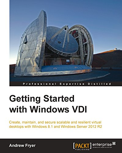 Download Getting Started with Windows VDI Pdf