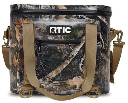 RTIC Soft Pack Cooler - Camouflage (Size: 30 Cans) (Camo Soft Ice Chest compare prices)