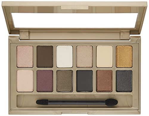 Maybelline the 24k nudes eyeshadow palette oz for Palette 34