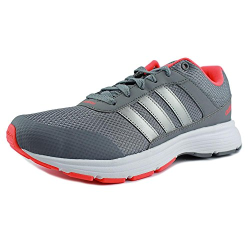 hot sale online bf56c 77ebd Galleon - Adidas NEO Mens Cloudfoam VS City Shoes (10 D(M) US, GreySilver  MetallicWhite)