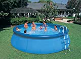 """Intex 18' x 48"""" Inflatable Easy Set Above Ground"""