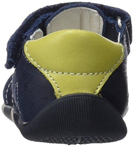 Garçon 001226 1 Azul Bout Sandales Fermé Pablosky Marine Bleu Bleu xqISFIf