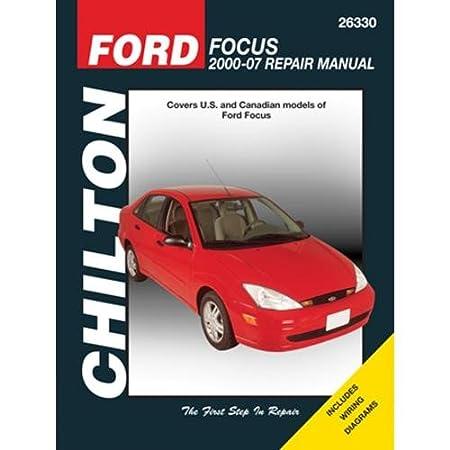amazon com haynes repair manual for ford focus number 26330 automotive rh amazon com 07 Focus Ses 09 Ford Focus