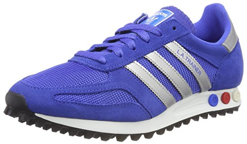 Vert Blue Metallic de Blue S18 res Trainer Fitness Hi Homme Hi Silver Noir sld Chaussures res S18 adidas g1qaBw