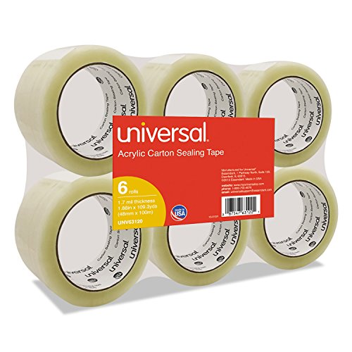 UNV63120 - General-Purpose Acrylic Box Sealing Tape
