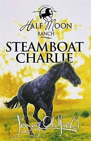 book cover of Steamboat Charlie
