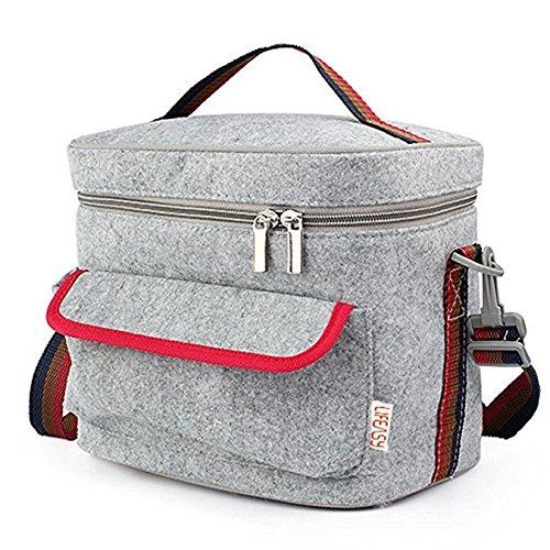 Lunch Bag Lifeasy Insulated Crossbody