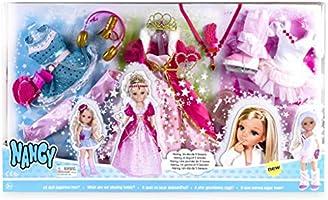 Amazon.es: Nancy - Pack De Ropita 3 Deseos (Famosa 700014657): Juguetes y juegos