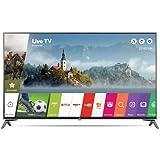 4K Ultra HD Smart LED TV - LG Electronics 55UJ7700 55-Inch 4K Ultra HD Smart LED TV (2017 Model)