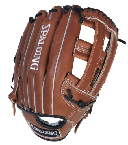 Spalding True to the Game Series H-Web 13-inch Softball Glove - Right-Handed Thrower (42-064)