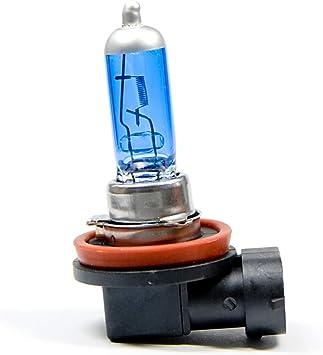 2 X H11 Auto Lampe Pgj19 2 Halogen 6000k 55w Xenon Birne 12v Auto