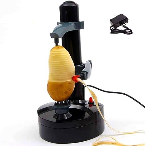 Electric Automatic Rotating Vegetable Potato Fruit Orange Peeler-Cutt Z6W5