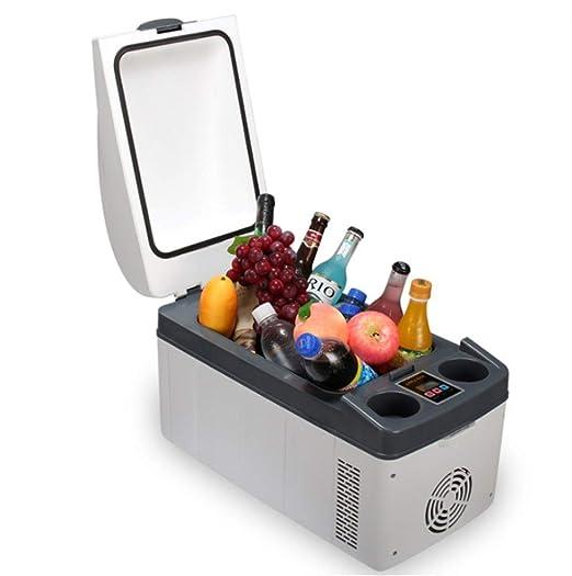 L.L.QYL Mini Nevera Refrigerador portátil de 20L Congelador ...