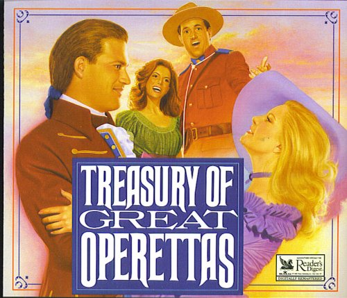 Reader's Digest: Treasury of Great Operettas by Reader's Digest