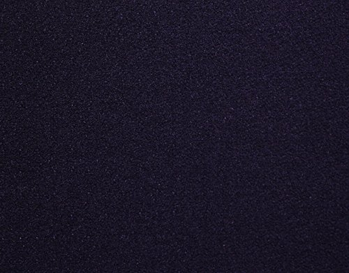 (2 yards of ROYAL PLUM Brushed Crepe Fabric by the Yard BY Fabricgenie)