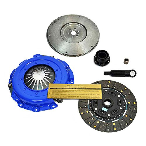 Chevrolet S10 Clutch Kit (EFT STAGE 1 SPORT CLUTCH KIT & FLYWHEEL 96-01 CHEVY S-10 GMC SONOMA HOMBRE 2.2L)