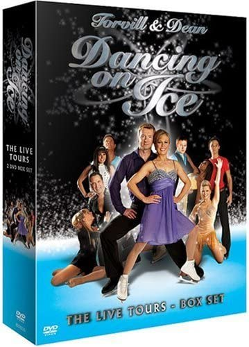Dancing On Ice Live Tours 2007 And 2008 Dvd Amazon Co Uk Bonnie Langford Gareth Gates Linda Lusardi David Seaman Jnr Suzanne Shaw Kyran Bracken Dvd Blu Ray