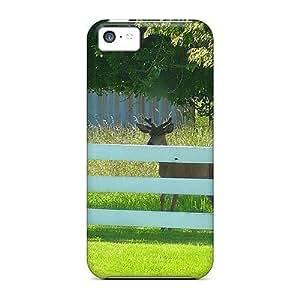 Hot AIIEvtX5154eRjMJ Saturdays Deer Tpu Case Cover Compatible With Iphone 5c