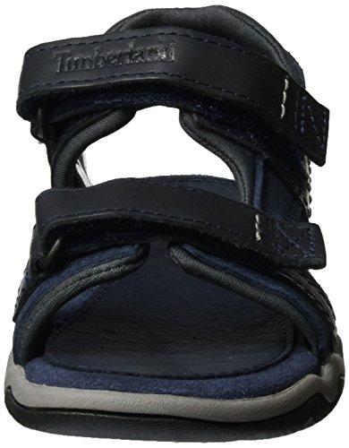 Timberland Unisex Baby Tisbury 2 Strapnavy Galloper Lauflernschuhe Blau (Navy Galloper)