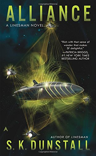 book cover of Alliance