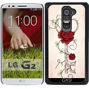 Funda para LG G2 - llave del amor by LouJah