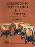 Symphonic Repertoire for Timpani - Mahler Symphonies 1-3, David Herbert, 1574632264
