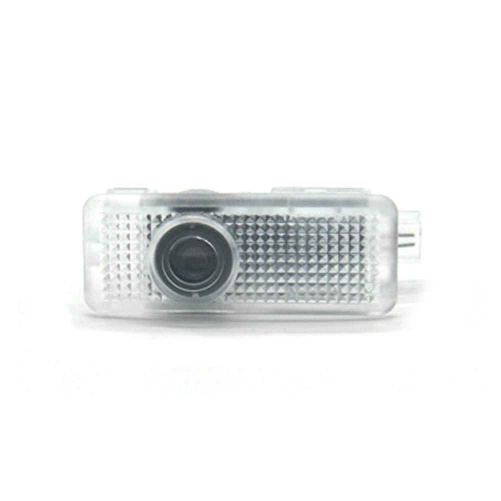 Znystar Car LED Projecteur de La Lampe porte Ghost Shadow Bienvenue lumi/ère laser Kit