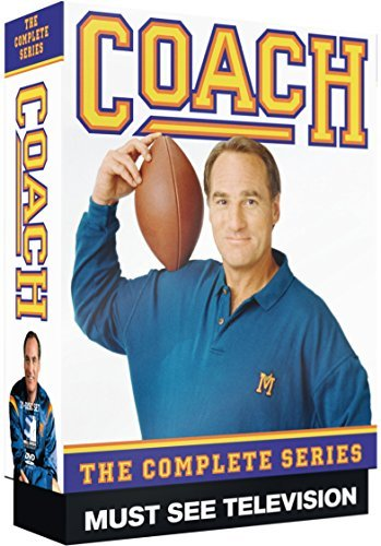 DVD : Coach - The Complete Series