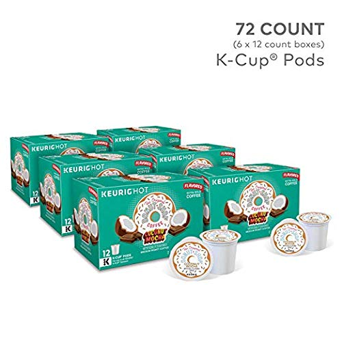 The Original Donut Shop Keurig Single-Serve K-Cup Pods, Medium Roast Coffee