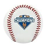 MLB National League Champion Baseball New York Mets,Official,White