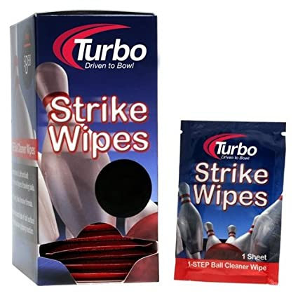Turbo Grips Strike Wipe Zipper Carton (Pack of 12)