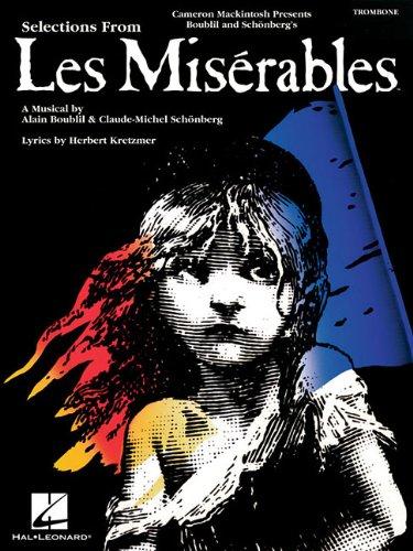 Les Miserables: Instrumental Solos for Trombone Les Miserables Trombone