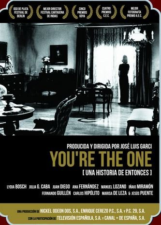Youre The One Una Historia De Entonces 2000 Import: Amazon.es: Lydia Bosch, Julia Gutiérrez Caba, Juan Diego, Ana Fernández, José Luis Garci: Cine y Series TV