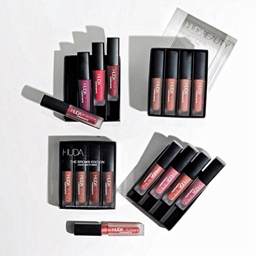 Huda Beauty | Minis Liquid Lipstick Bundle by Huda Beauty