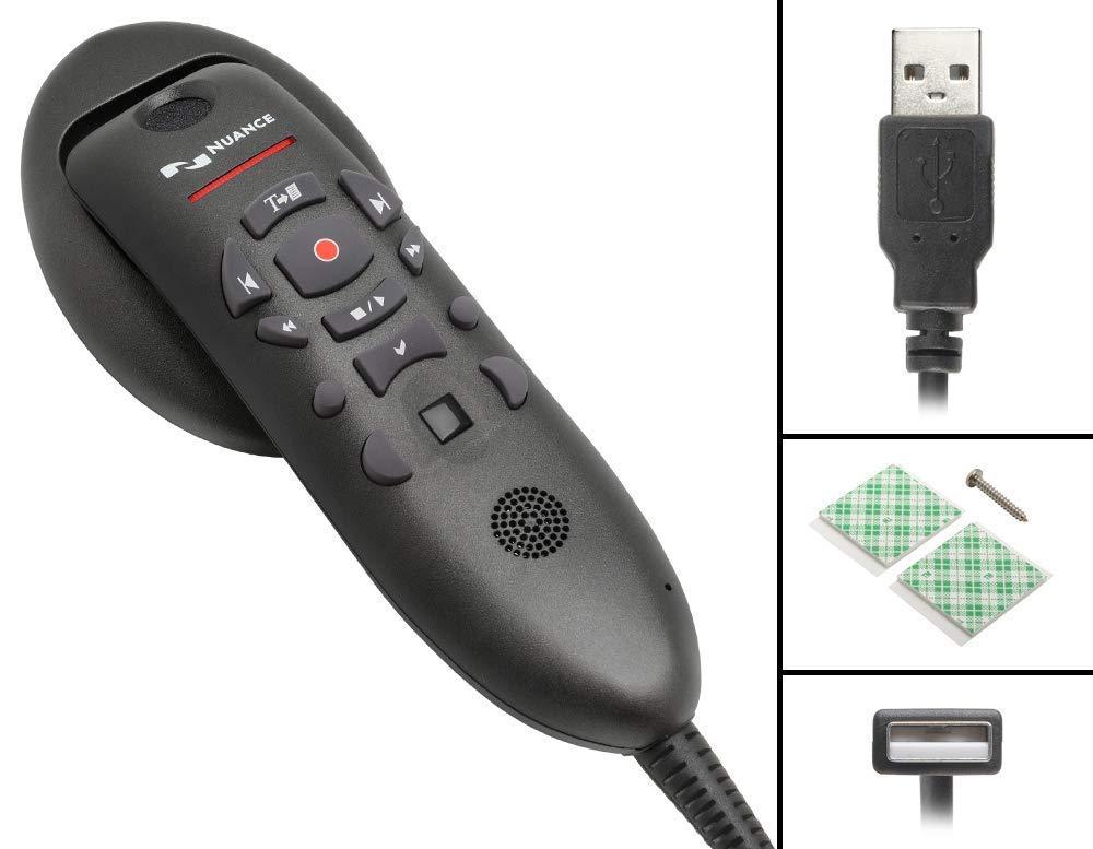 Microfono USB Nuance PowerMic III