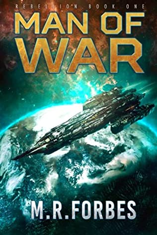 book cover of Man Of War