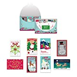 Pack of 24 Christmas Cards, Assorted Cards 8