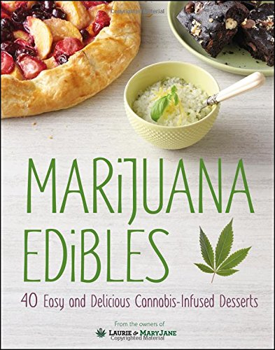 Marijuana-Edibles-40-Easy-Delicious-Cannabis-Infused-Desserts