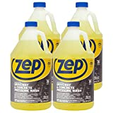 Best Concrete Cleaners - Zep Driveway and Concrete Pressure Wash Cleaner Concentrate Review