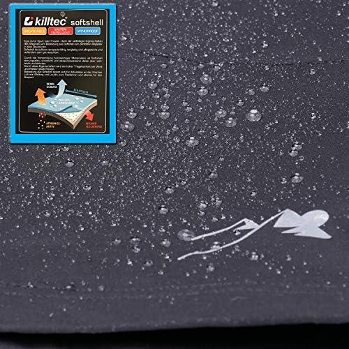 Killtec Thermohose Damen Kylee atmungsaktiv und wasserdicht Outdoorhose Skihose mit Schneefang
