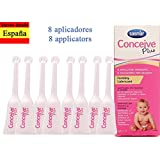 Conceive Plus Fertility Lubricant Individual Use Applicators - 8 Pack by Conceive Plus