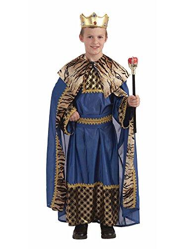 Forum Novelties Biblical Times King of The Kingdom Costume, Child Medium -