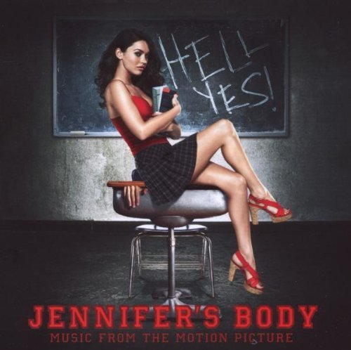 Jennifer's Body Soundtrack Edition by Original Soundtrack (2009) Audio CD