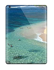Hot HXHcRsY5919ZIeYI Beach Tpu Case Cover Compatible With Ipad Air