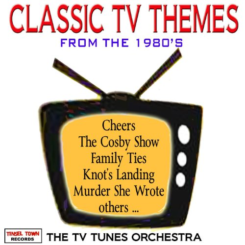 Classic TV Themes From The 1980's
