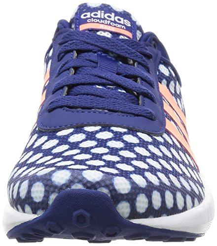 W Zapatillas Ftwbla Tinuni Adidas Cloudfoam de Mujer para Deporte Race Brisol Multicolor tww6qEU