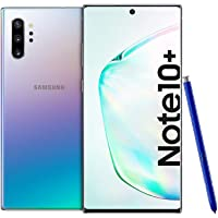 Samsung Galaxy Note 10+ Dual SIM - 256GB, 12GB RAM, 4G LTE, Aura Glow, UAE Version