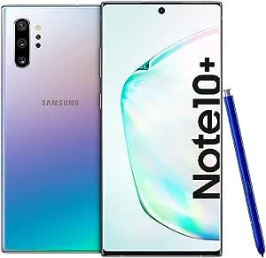 Samsung Galaxy Note 10+ Dual SIM 256GB 12GB RAM 4G LTE (UAE Version) - Aura Glow - 1 year local brand warranty